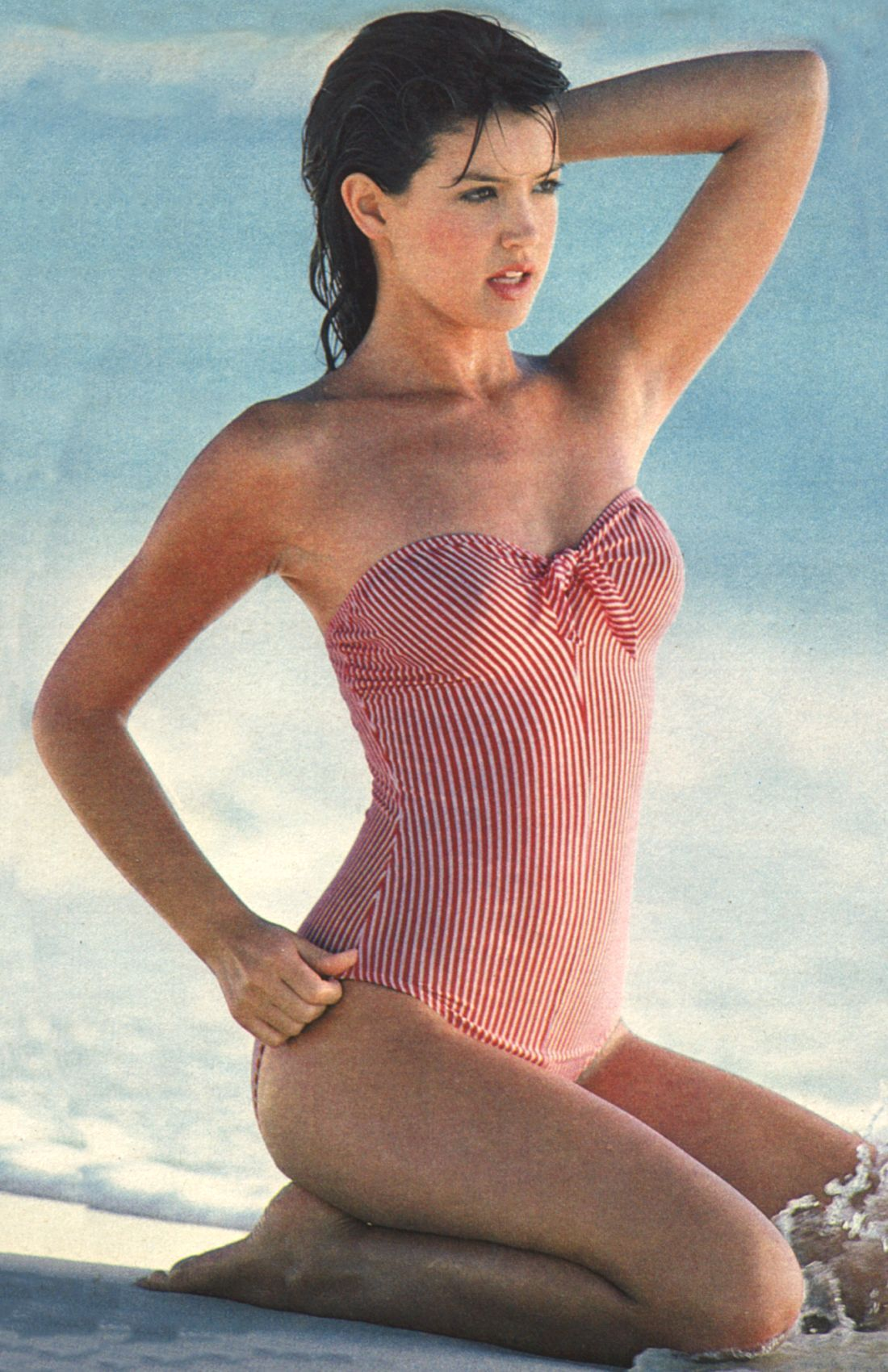 Phoebe Cates attended Professional Children's School in New York City and ...