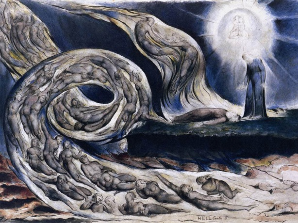 william blake underworld
