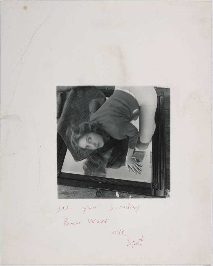 Untitled 1975-80 by Francesca Woodman 1958-1981