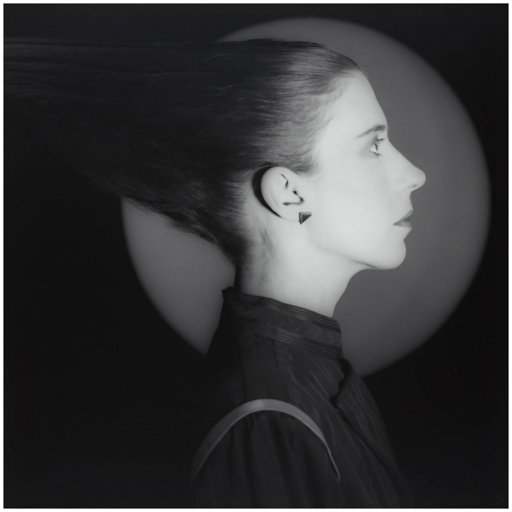 Meredith Monk 1985 by Robert Mapplethorpe 1946-1989